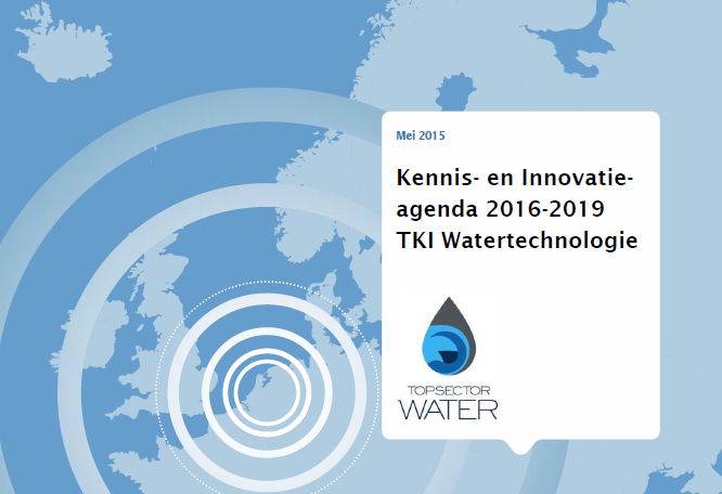 Kennis- en Innovatie-agenda 2016-2019 TKI Watertechnologie