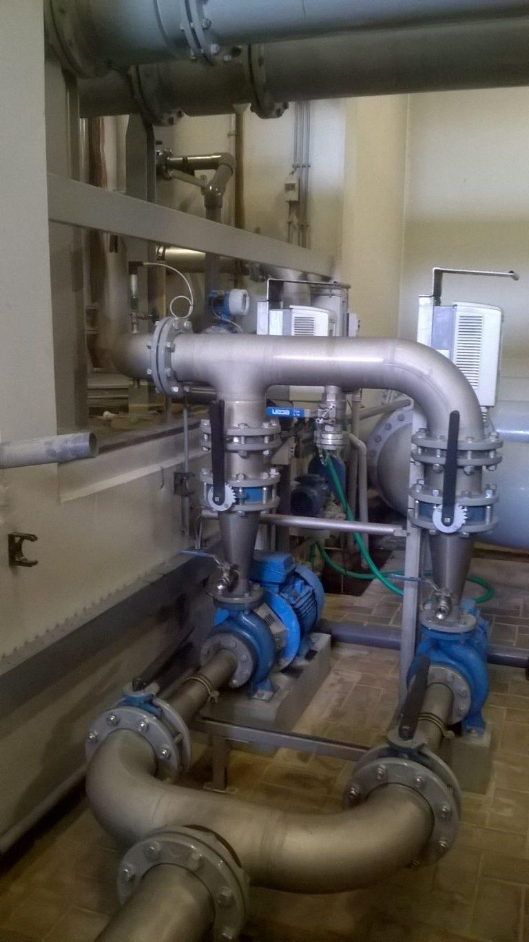 Warmte en Koude uit drinkwater (WKD)