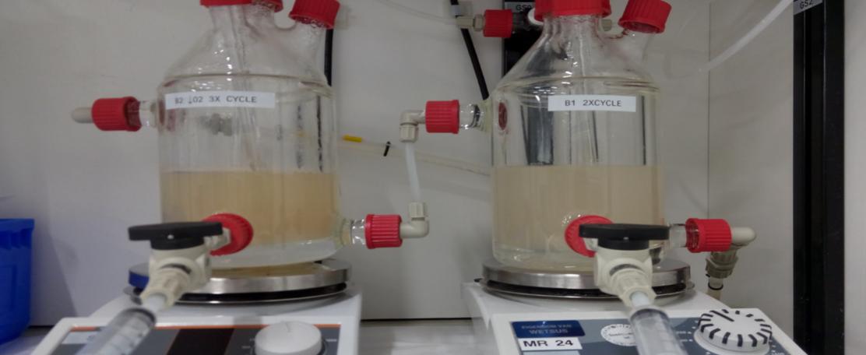 Start optimalisatie reactorconcept power-to-protein