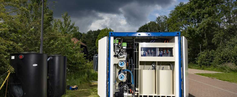 CoRe-pilot van start in Roermond: 'the next generation' afvalwaterzuivering