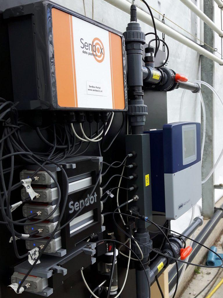 Glastuinbouw geholpen met snelle sensoren voor waterkwaliteit