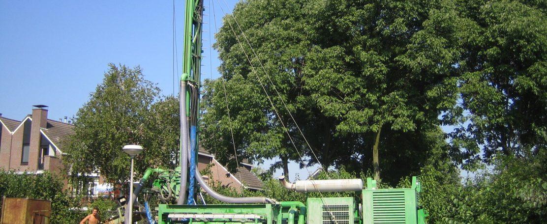 Beperken spoelwaterlozingen en gericht ontwikkelen bij open bodemenergiesystemen